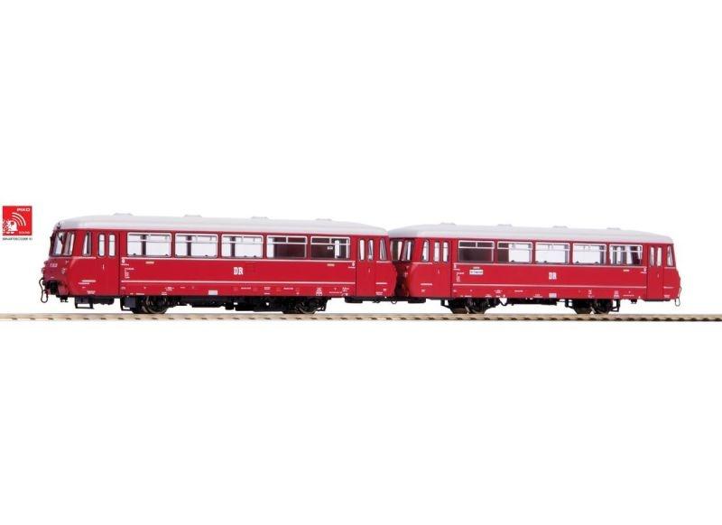 Sound-Dieseltriebwagen BR VT 2.09 DR, AC-Version,Ep. III, H0