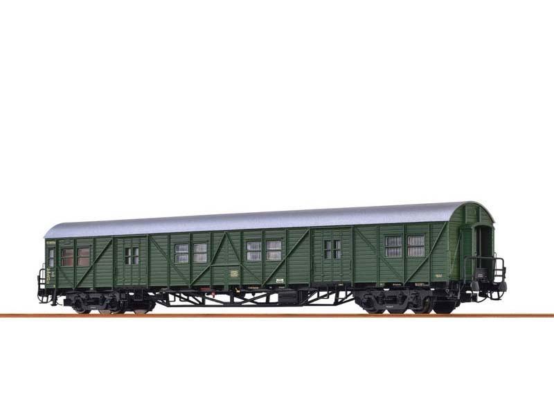 Gepäckwagen MPw4i der DB, III, DC, Spur H0