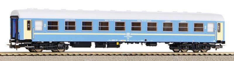 Liegewagen 110A der PKP, Ep. V, DC, Spur H0