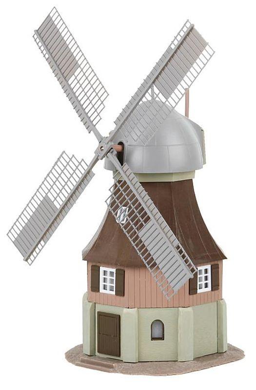 Windmühle, Bausatz, Spur H0