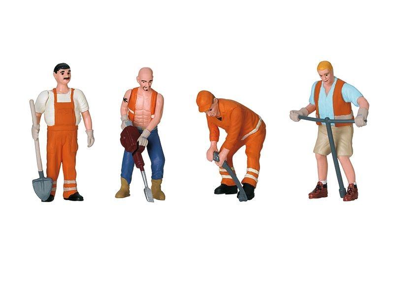 Figurenset Arbeiter, Spur G