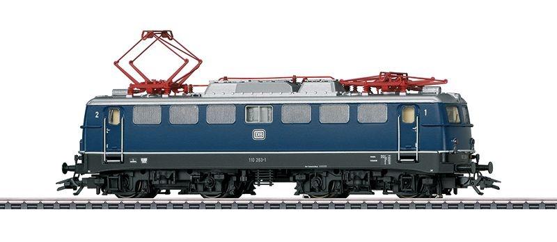 Sound-E-Lok BR 110 der DB,  Epoche IV, Spur H0