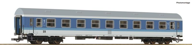 Schnellzugwagen 1. Klasse der DR, DC, Spur H0