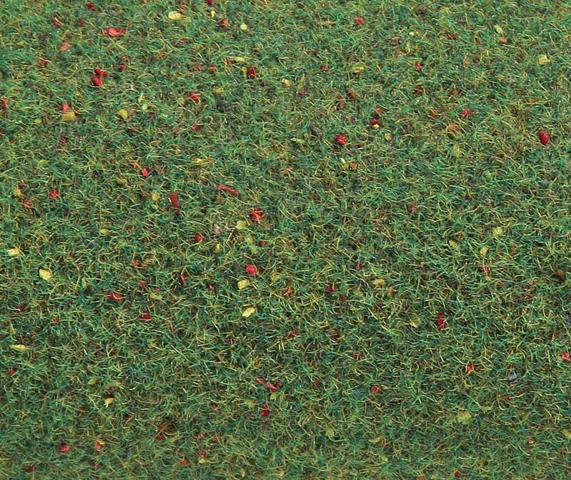 Geländematte, Blumenwiese 1000 x 1500 mm