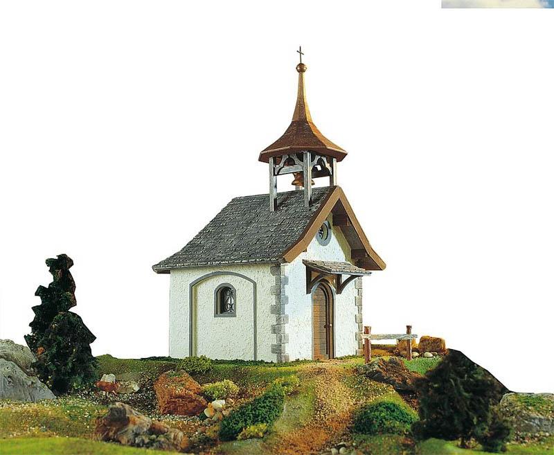 Bergkapelle im alpenländischen Stil Bausatz G