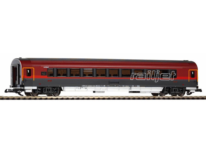 Personenwagen 1. Kl. Railjet der ÖBB VI, Spur G