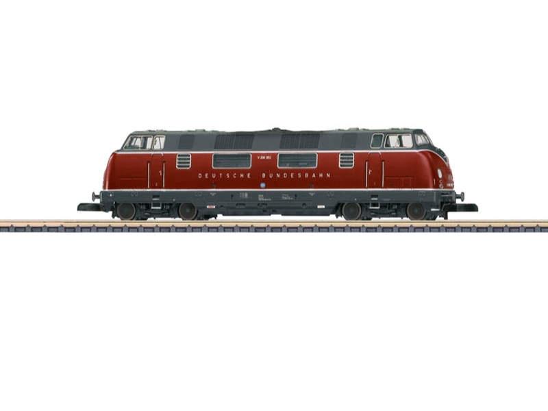 Diesellokomotive V 200.0 DB Spur Z