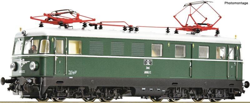 Elektrotriebwagen 4061.13 der ÖBB, Sound, DC, Spur H0