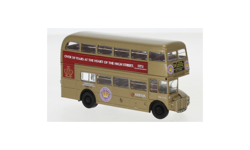 AEC Routemaster, Golden Jubilee, 2002, 1:87 / H0