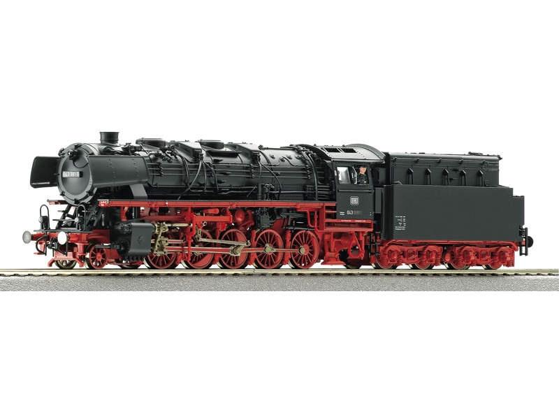 Dampflokomotive BR 043 DB H0