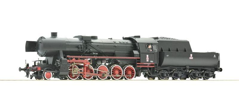 Dampflokomotive Ty2 der PKP, DC, Spur H0