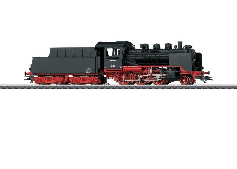 Dampflokomotive Baureihe 24 der DB, mfx, Sound, Spur H0