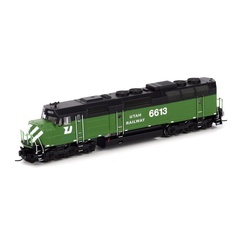 Diesellokomotive F45 der Utah Railway, ohne Sound, Spur N
