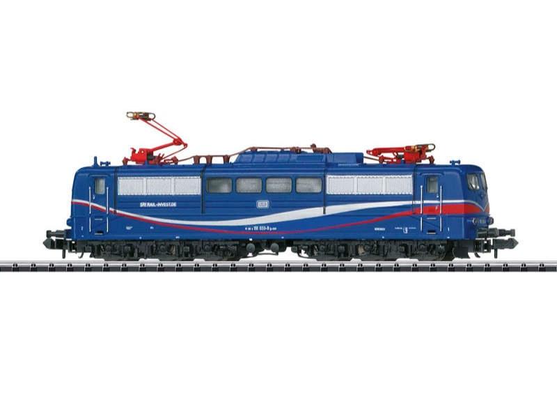 E-Lok Baureihe 151 2014 SRI Spur N