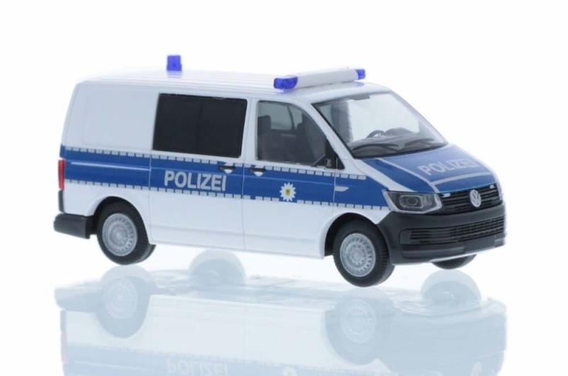 Volkswagen T6 Bundespolizei, 1:87 / H0