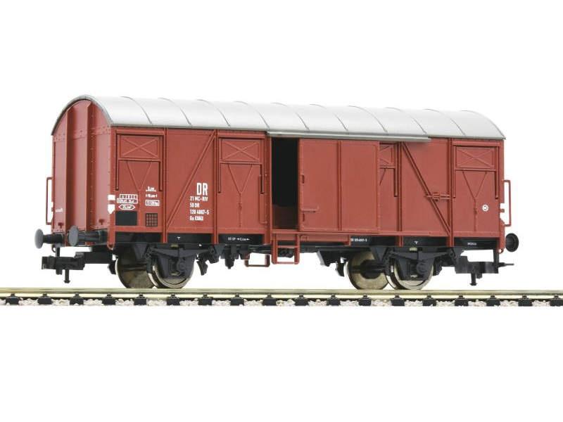 Gedeckter Güterwagen Bauart Gs der DR, DC, Spur H0