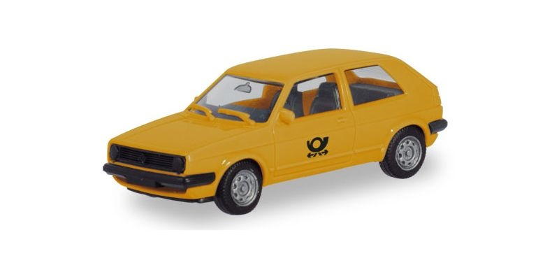 VW Golf II Post 1:87 / H0