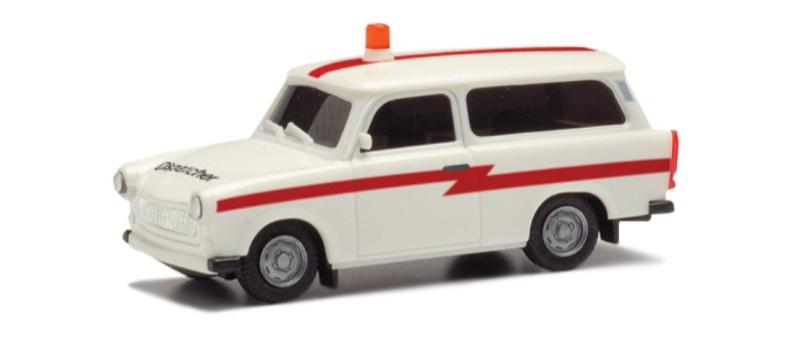 Trabant 601 Universal Dispatcher, 1:87 / Spur H0