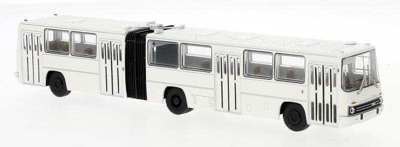 Ikarus 280.02 Gelenkbus, weiss, 1985, 1:87 / Spur H0