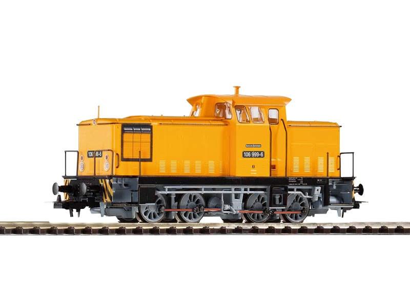 Diesellok BR 106.2 der DR, Epoche IV, Spur H0