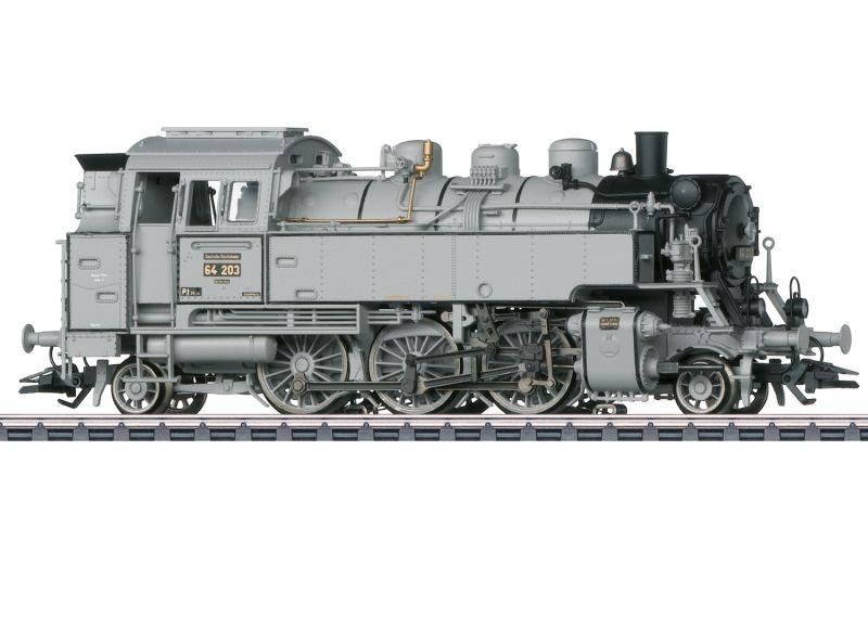 Dampflokomotive BR 64 Fotoanstrich der DRG, AC, Spur H0