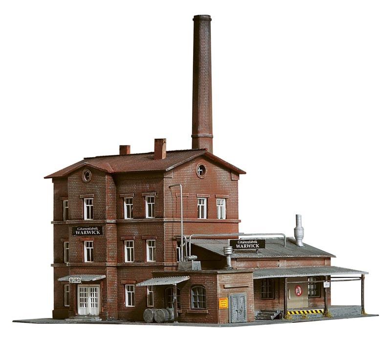 Gitarrenfabrik Warwick, Bausatz, Spur N