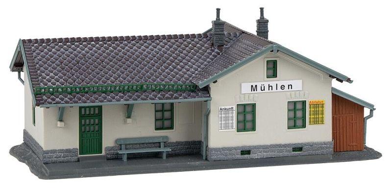 Bahnhof Mühlen Bausatz, Spur H0