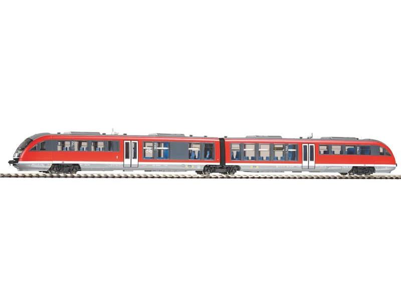 Dieseltriebwagen Desiro BR 642 der DB AG, Epoche V,Spur H0