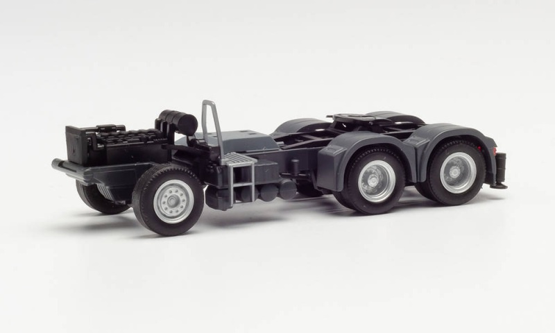 Fahrgestell MAN TGS/TGX 6x4, 1:87 / Spur H0