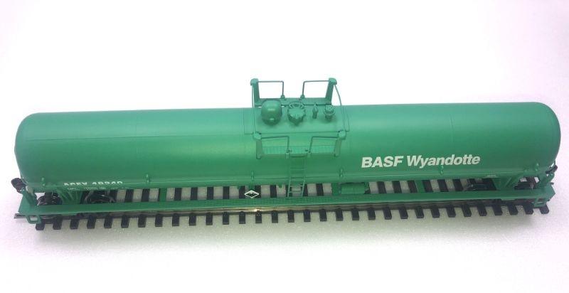 62 Tankwagen BASF Wyandotte, Spur H0
