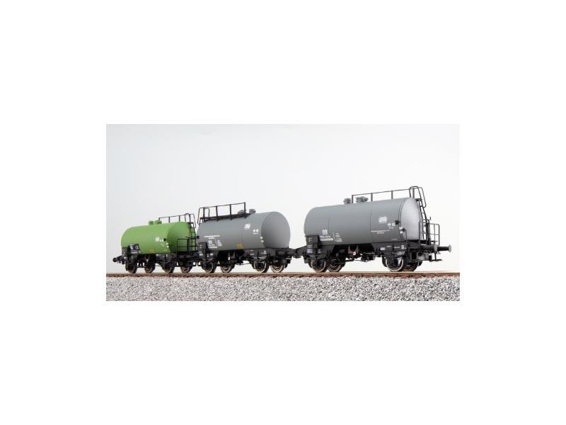 Kesselwagen Deutz, IVG 5 594 947 , Ep. III, grau, H0