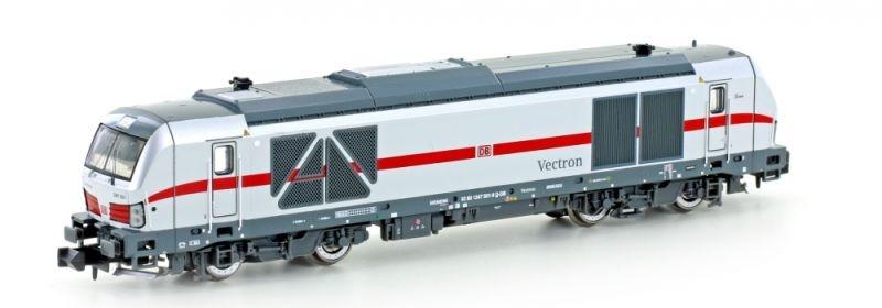 Sound-Diesellok BR 247 502 Vectron der DB, Epoche VI, Spur N