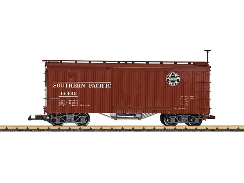 Box-Car Southern Pacific Spur G