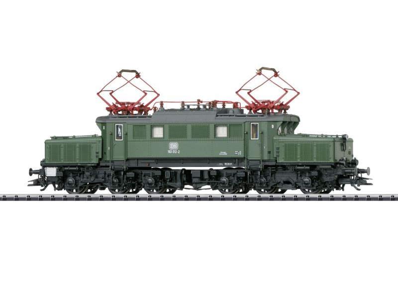 E-Lok Baureihe 193 der DB, mfx, DCC, Spur H0