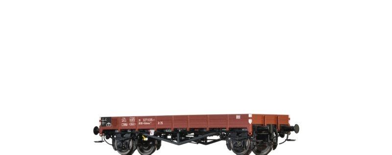 Arbeitswagen KKLMMO 493 DER DB, Epoche IV, Spur H0