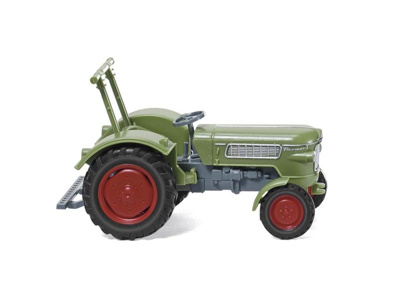 Fendt Farmer 2 - resedagrün 1:87 / H0