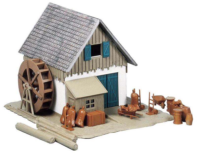 Kleine Mühle Bausatz Hobby-Programm H0