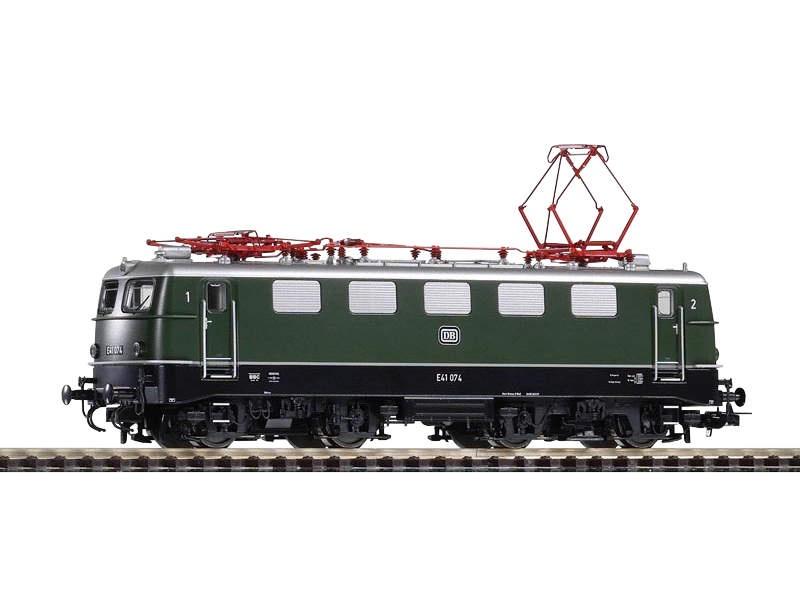 E-Lok E 41 der DB, grün, Epoche III, Spur H0