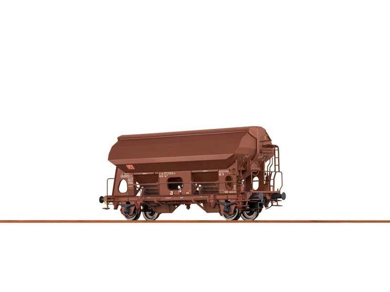Gedeckter Güterwagen Tds 930 der DB AG, V, H0