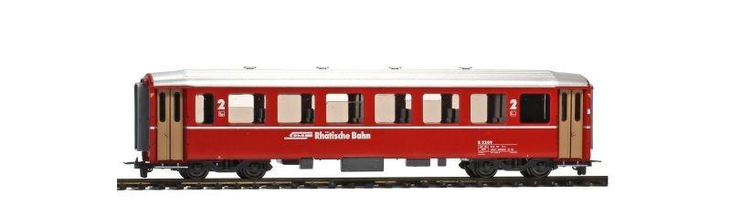 RhB B 2455 Einheitswagen I, Epoche IV-V, Spur H0m