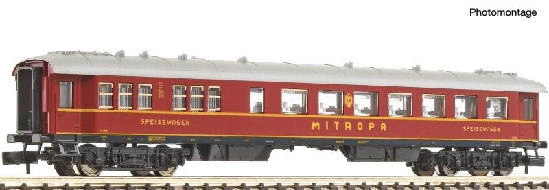 Schnellzug-Speisewagen, MITROPA der DRG, Spur N