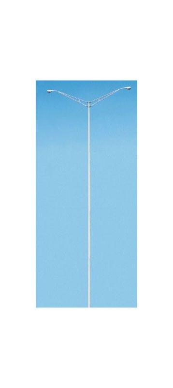 LED-Straßenleuchte US Stecksockel, einzeln, Spur H0