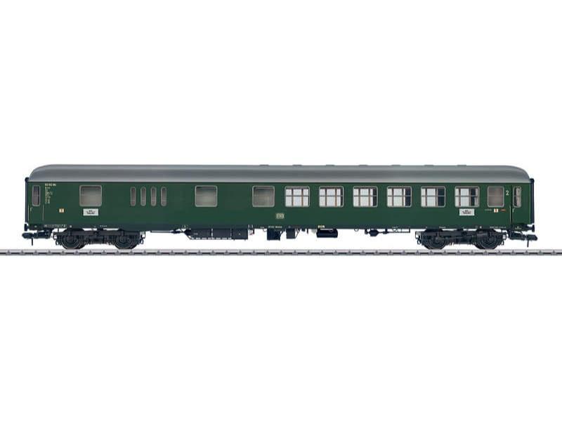 Personenwagen mit Gepäckabteil BD4üm-61 DB Spur 1