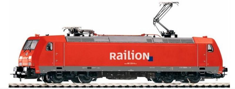 E-Lok BR 185.2 der DB AG, AC-Version, Epoche VI, Spur H0