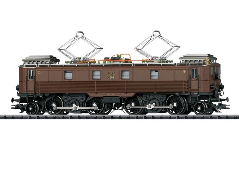 E-Lok Serie Be 4/6 der SBB, Sound, mfx, DCC, DC, Spur H0