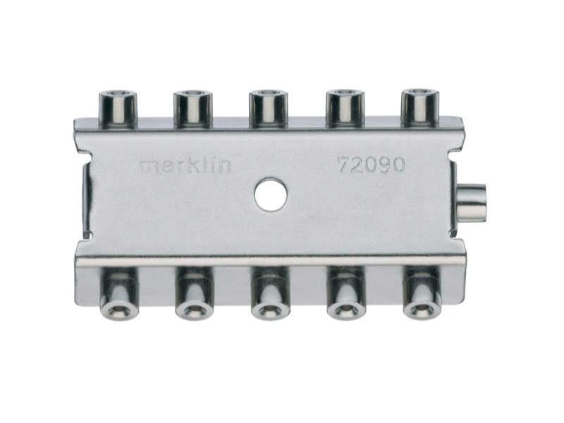 Verteilerplatte für 11 Stecker nach neuem Standard