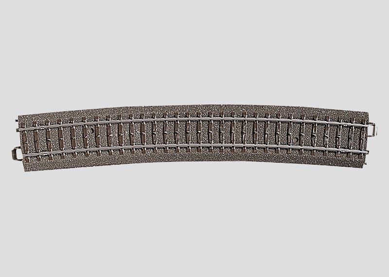 Gebogenes Gleis Radius 1114,6 mm 12,1° Spur H0 C-Gleis