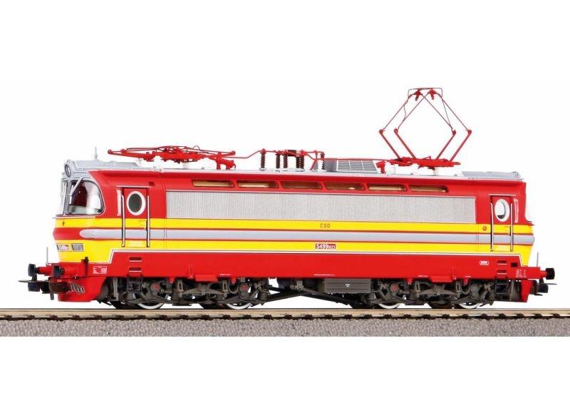 E-Lok BR S499 der CSD, Ep. IV, AC, Spur H0