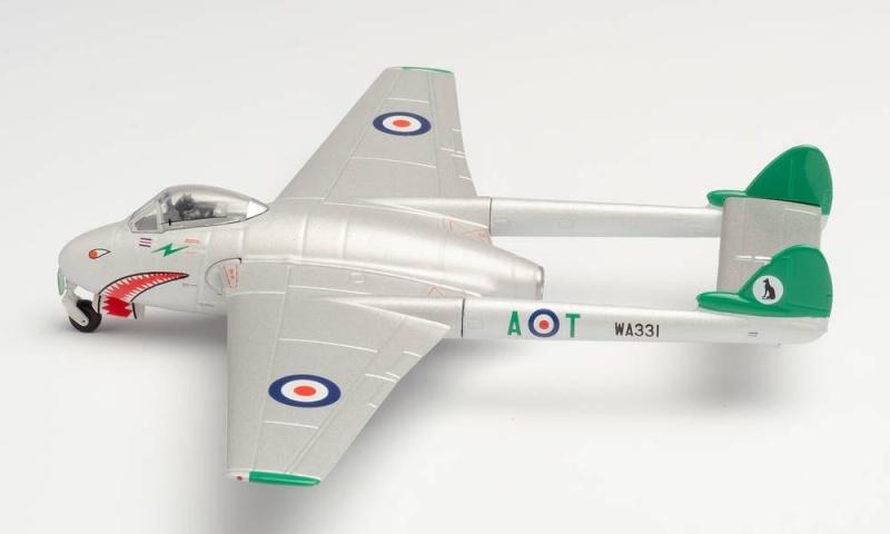 Vampire No 112 Squadron RAF Fassberg 1:72