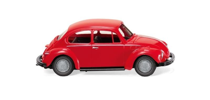 VW Käfer 1303 - rot, 1:87, H0